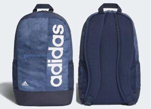 Image is loading Adidas-Essentials-Linear-Performance-Unisex -School-Work-Travel- 949ad4a4db255