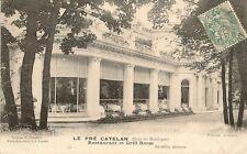 CARTE POSTALE PARIS LE PRE CATELAN BOIS DE BOULOGNE - RESTAURANT ET GRILL ROOM