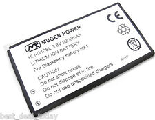 Mugen Power 2200mah Extended Slim Battery For Blackberry Q10 Q-10 BB Verizon ATT