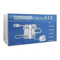 Omron Microair Ne-u22 Nebuliser Ac Mains Adaptor Cradle