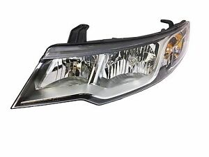 for 2009 2010 2011 2012 kia forte coupe koup headlight. Black Bedroom Furniture Sets. Home Design Ideas