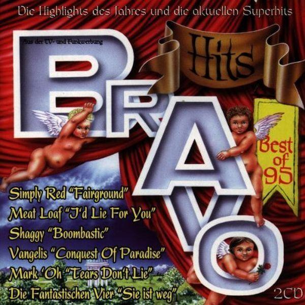 NEU Doppel CD – Bravo Hits 1995