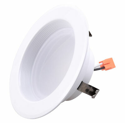"100% Wahr 4 "" Einbau Down Light Retrofit 13w 4k Cool Weiß Dimmbar Down Light Retrofit Set"