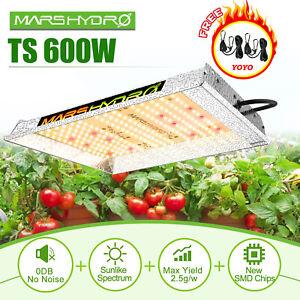 Mars Hydro TS 600W LED coltiva la luce per piante da interno Veg Bloom HPS IR