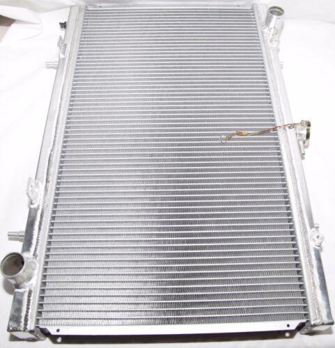 """2 Rows 2/"""" Performance Aluminum Radiator FOR 89-94 NISSAN 240SX S13 SR20DET"""