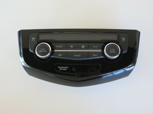 14 15 16 Nissan Rogue Climate Control Panel Temperature Unit A//C Heater