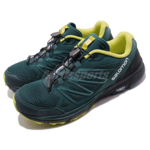 Marin Salomon Sense Men Women 1 Outdoors Pick Running Trail White Green Shoes Aqwa5ZgpRa