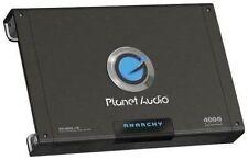 Planet Audio AC4000.1D 4000W MonoBlock Class D Anarchy Series Power Car Amplifie