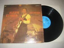 Alexis Korner and Friends  - Same  Vinyl LP Amiga  hellblaues  Label