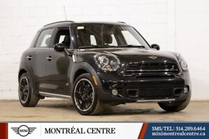 2016 MINI Cooper S Countryman S|ALL4|LOADED|18'MAGS|ABSOLUTE BLACK|