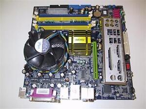 Foxconn 945G7MA-S Mac