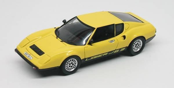 ganancia cero Ligier js js js 02 1972 amarillo 1 43 Model s0558 Spark Model  70% de descuento
