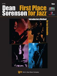 """""""la Première Place Pour Le Jazz-flûte"""" Introductory Mode Music Book-neuf En Promotion!!!-afficher Le Titre D'origine"""