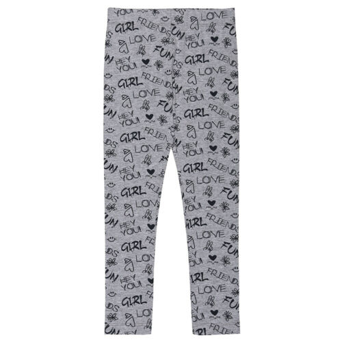 Nouveau Trolls Friends pantalon leggings leggins gris ou DKL-Bleu Taille 98 104 116 128