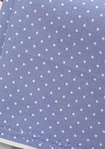 Dots Spots Quilting JC1//30@ Polka dot 100/% Cotton Fabric Remnants BY THE YARD