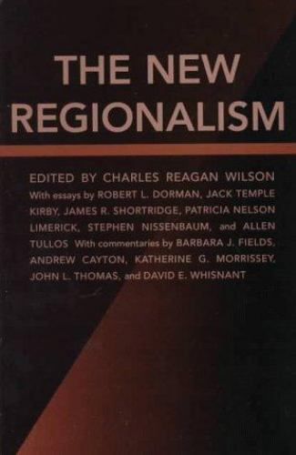 The New Regionalism (Chancellor's Symposium), Griffler, Keith, Very Good Book