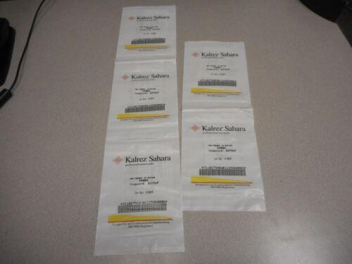 K# 004 AS-568A O-RING Dupont Dow LOT OF 5 Comp: 8375UP KALREZ  SAHARA ORING