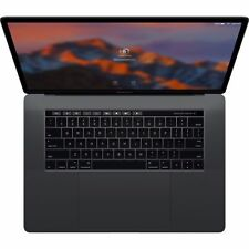 "Apple MacBook Pro 15.4"" 512GB 2.7GHZ 16gb RAM Laptop with Touchbar - MLH42LL/A"