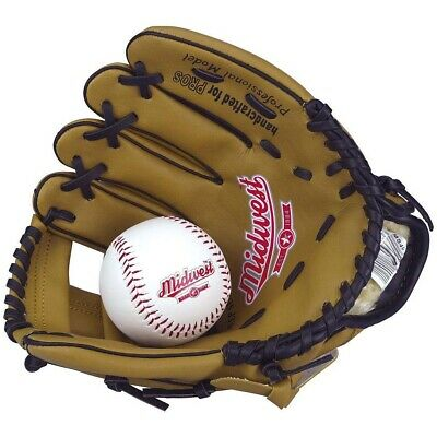 Midwest Junior Baseball Glove and Ball