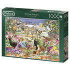 Falcon / Jumbo Winter Garden - 1000pc Jigsaw Puzzle