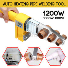 Electric Pipe Welding Machine Heating Heads For Ppr Pb Pe Plastic Tub