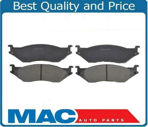 Front or Rear Set OF SEMI-METALLIC Brake Pads For FORD SUPER DUTY E550 F450 F550