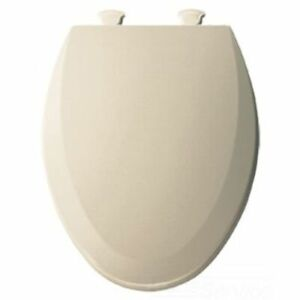 Superb Details About Bemis 1500Ec 146 Almond Closed Front Elongated Toilet Seat With Cover Spiritservingveterans Wood Chair Design Ideas Spiritservingveteransorg