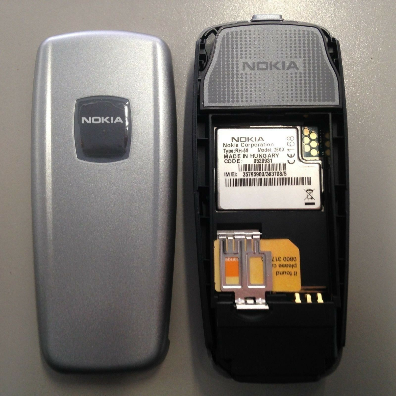 Nokia 2600 RH-59 how to connect to a computer to reflash it There is only charging for it 97