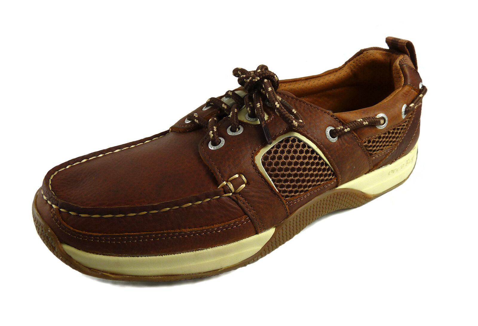 ORCA SPORT Bay WAVE UOMO HYBRID Barca / SPORT ORCA SHOES-hand-stitched calzature in cuoio 01be1b