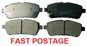 FRONT PADS SET *BRAND NEW* 1.6 2008-2014 1.5 1.4 MAZDA 2 1.3