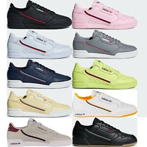 new concept ae16a 29ceb Image is loading Adidas-Originals-CONTINENTAL-80-Sneakers-Men-039-s-