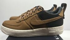 Nike Air Force 1 Premium WIP Big Kids/' Shoes Ale Brown-Ale Brown-Sail av3524-200