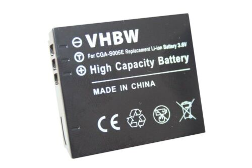 Batería para Panasonic Lumix DMC-LX3 Dmclx 3 ACCU