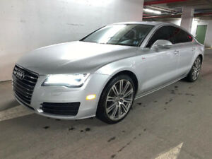 REDUCED, GREAT AUDI A7 DIESEL AWD, NO ACCIDENTS, WARRANTY 2024