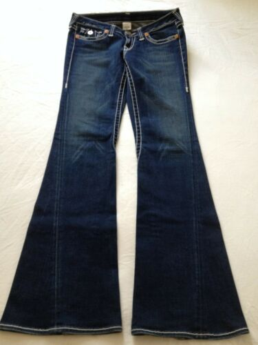 e scuro patta tasca L34 da con con T taglia Religion taglio donna donna Super da scuri Joey 30 True Jeans 176A6