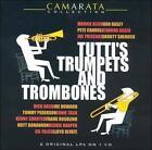 Tutti's Trumpets and Trombones by Tutti Camarata (CD, Feb-2003, Avid)