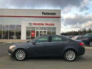 2011 Buick Regal CXL Leather & Moonroof