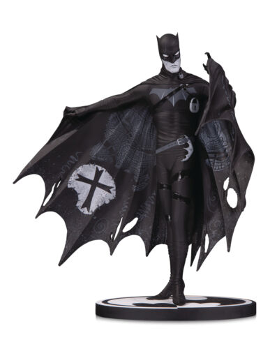 DC Comics-Batman Black /& White-Batman Statue par GERARD WAY