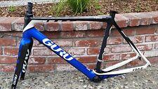 Guru Flite 52cm carbon fiber frame (sized closer to a CAD54cm)