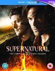 Supernatural The Complete Tenth Season 5051892194839 With Jared Padalecki