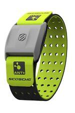 Scosche Rhythm Heart Rate Monitor Armband Green 2day Ship