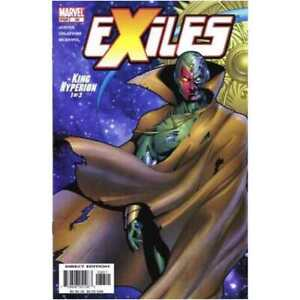 Exiles (2001 series) #38 in Near Mint condition. Marvel comics [*sb]