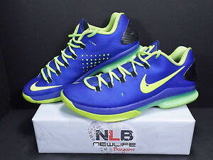 the best attitude 5f644 bc39a Image is loading Nike-KD-V-5-Elite-Basketball-585386-400-