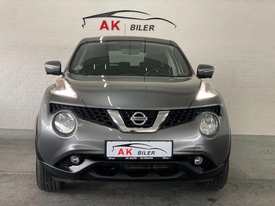 Nissan Juke 1,2 Dig-T 115 Acenta Benzin modelår 2015 km