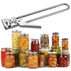 Adjustable Stainless Steel Can Opener Manual Jar Bottle Opener Multifunction