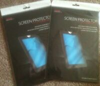 4 Pack 10 Inch Toshiba Thrive Tablet Anti-scratch Screen Protectors Pa1496u-1tsp