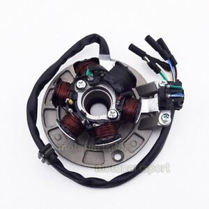 lifan 140cc magneto stator for chinese dirt pit bike crf50. Black Bedroom Furniture Sets. Home Design Ideas