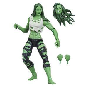 Hasbro Marvel Legends Series Avengers 6-inch Scale She-Hulk Figure, For Kids