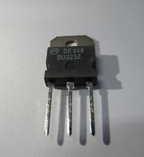 2 Stück - BU323Z - Motorola TO218 - NPN Power Darlington - 10A/350V/150W