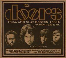 "THE DOORS ""LIVE IN BOSTON"" 3 CD SET NEUWARE"